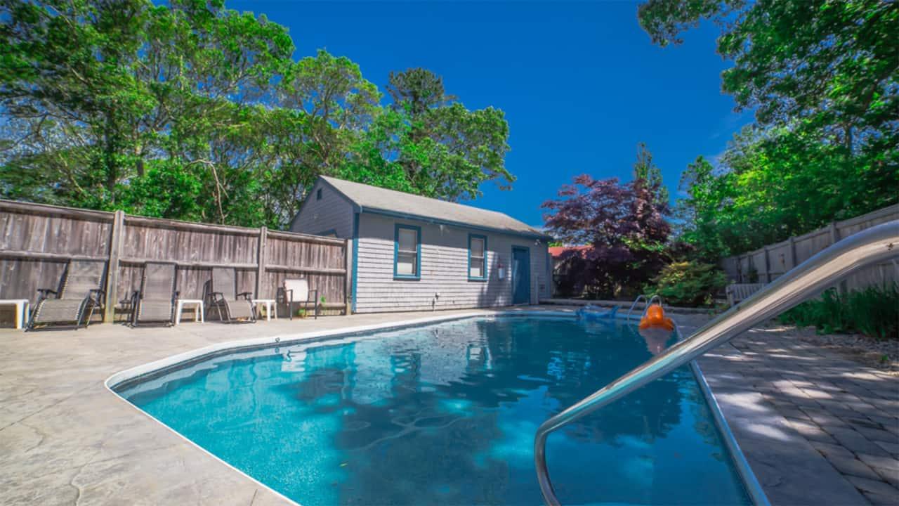 227 Teaticket Path East Falmouth MA pool photo